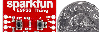 ESP32Thing Buttons